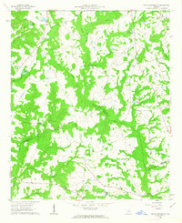 Download a high-resolution, GPS-compatible USGS topo map for Irwins Crossroads, GA (1963 edition)