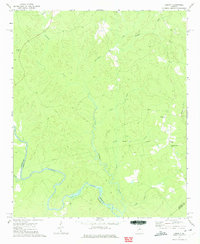 Download a high-resolution, GPS-compatible USGS topo map for Liberty, GA (1974 edition)