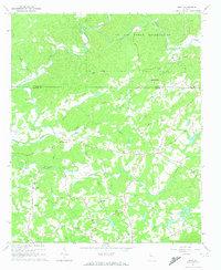 Download a high-resolution, GPS-compatible USGS topo map for Matt, GA (1974 edition)