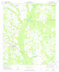 Download a high-resolution, GPS-compatible USGS topo map for Morgan, GA (1974 edition)