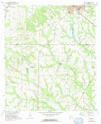Download a high-resolution, GPS-compatible USGS topo map for Pelham, GA (1991 edition)