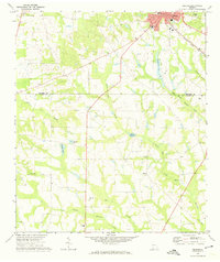 Download a high-resolution, GPS-compatible USGS topo map for Pelham, GA (1974 edition)
