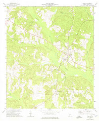 Download a high-resolution, GPS-compatible USGS topo map for Preston, GA (1974 edition)