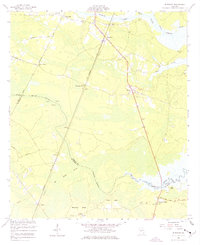Download a high-resolution, GPS-compatible USGS topo map for Riceboro, GA (1977 edition)