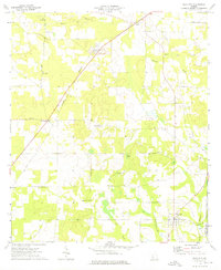 Download a high-resolution, GPS-compatible USGS topo map for Sale City, GA (1976 edition)