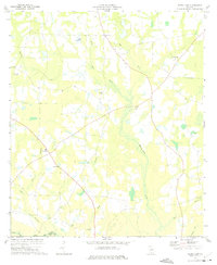 Download a high-resolution, GPS-compatible USGS topo map for Sapps Lake, GA (1975 edition)