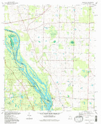 Download a high-resolution, GPS-compatible USGS topo map for Steam Mill, GA (1998 edition)