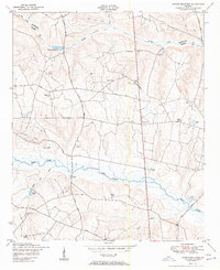 Download a high-resolution, GPS-compatible USGS topo map for Storys Millpond, GA (1950 edition)