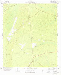 Download a high-resolution, GPS-compatible USGS topo map for Tarboro, GA (1978 edition)
