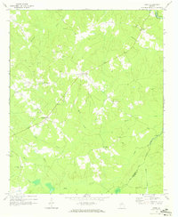 Download a high-resolution, GPS-compatible USGS topo map for Vesta, GA (1973 edition)
