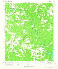 Download a high-resolution, GPS-compatible USGS topo map for Worthville, GA (1965 edition)