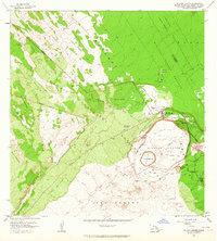 USGS 1:24000-scale Quadrangle for Kilauea Crater, HI 1963 ... on east rift zone of kilauea, hawaii kilauea, first eruption of mount kilauea, last eruption of kilauea, volcano kilauea,