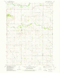 Download a high-resolution, GPS-compatible USGS topo map for Ackley NE, IA (1980 edition)