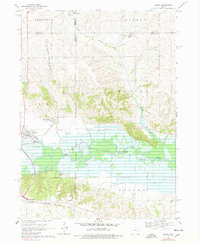 Download a high-resolution, GPS-compatible USGS topo map for Amana, IA (1978 edition)