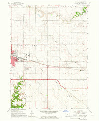 Download a high-resolution, GPS-compatible USGS topo map for Boone East, IA (1966 edition)