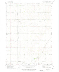 Download a high-resolution, GPS-compatible USGS topo map for Buffalo Center SW, IA (1975 edition)