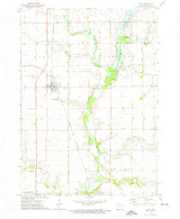 Download a high-resolution, GPS-compatible USGS topo map for Burt, IA (1975 edition)