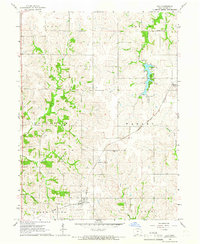 Download a high-resolution, GPS-compatible USGS topo map for Clio, IA (1966 edition)