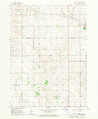 Download a high-resolution, GPS-compatible USGS topo map for Conrad West, IA (1966 edition)
