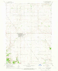 Download a high-resolution, GPS-compatible USGS topo map for Dallas Center, IA (1966 edition)