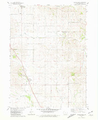Download a high-resolution, GPS-compatible USGS topo map for Delmar South, IA (1981 edition)