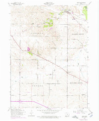 Download a high-resolution, GPS-compatible USGS topo map for Dixon, IA (1977 edition)