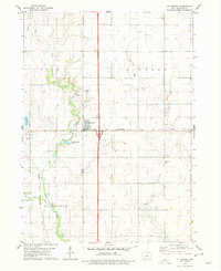 Download a high-resolution, GPS-compatible USGS topo map for Ellsworth, IA (1979 edition)