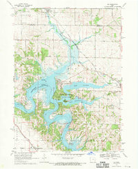 Download a high-resolution, GPS-compatible USGS topo map for Ely, IA (1970 edition)