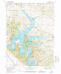 Download a high-resolution, GPS-compatible USGS topo map for Ely, IA (1986 edition)