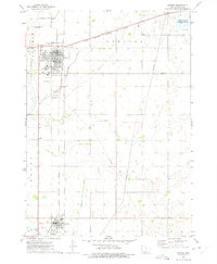 Download a high-resolution, GPS-compatible USGS topo map for Garner, IA (1975 edition)