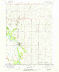 Download a high-resolution, GPS-compatible USGS topo map for Gilbertville, IA (1973 edition)