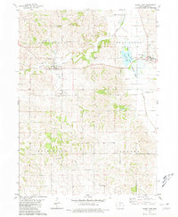 Download a high-resolution, GPS-compatible USGS topo map for Goose Lake, IA (1981 edition)