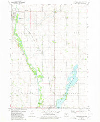 Download a high-resolution, GPS-compatible USGS topo map for Graettinger East, IA (1980 edition)