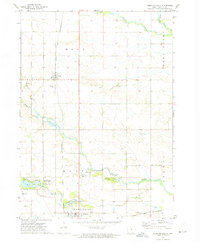 Download a high-resolution, GPS-compatible USGS topo map for Hampton North, IA (1975 edition)