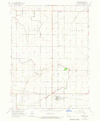 Download a high-resolution, GPS-compatible USGS topo map for Harcourt, IA (1966 edition)
