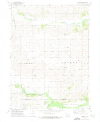 Download a high-resolution, GPS-compatible USGS topo map for Holbrook, IA (1975 edition)