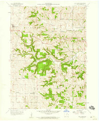 Download a high-resolution, GPS-compatible USGS topo map for Holy Cross, IA (1959 edition)