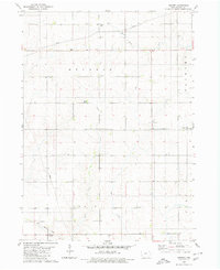 Download a high-resolution, GPS-compatible USGS topo map for Ivester, IA (1980 edition)