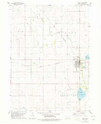 Download a high-resolution, GPS-compatible USGS topo map for Jewell, IA (1979 edition)
