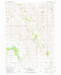 Download a high-resolution, GPS-compatible USGS topo map for Killduff, IA (1980 edition)