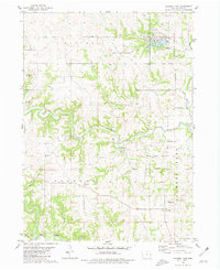 Download a high-resolution, GPS-compatible USGS topo map for Leisure Lake, IA (1981 edition)