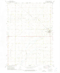 Download a high-resolution, GPS-compatible USGS topo map for Little Rock, IA (1975 edition)
