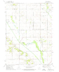 Download a high-resolution, GPS-compatible USGS topo map for Loring, IA (1975 edition)