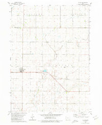 Download a high-resolution, GPS-compatible USGS topo map for Lytton, IA (1980 edition)