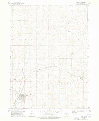 Download a high-resolution, GPS-compatible USGS topo map for Manilla, IA (1978 edition)