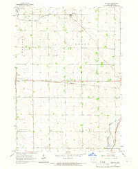 Download a high-resolution, GPS-compatible USGS topo map for Matlock, IA (1965 edition)