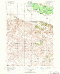 Download a high-resolution, GPS-compatible USGS topo map for Mc Causland, IA (1971 edition)