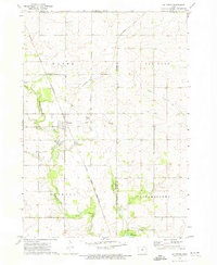 Download a high-resolution, GPS-compatible USGS topo map for Mc Intire, IA (1974 edition)
