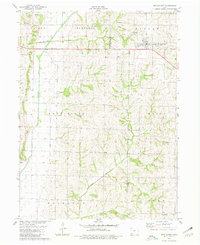 Download a high-resolution, GPS-compatible USGS topo map for New Market, IA (1981 edition)