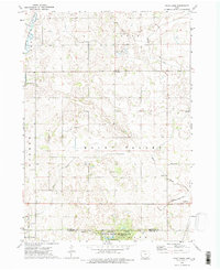 Download a high-resolution, GPS-compatible USGS topo map for Pilot Knob, IA (1975 edition)